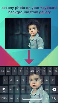 Malayalam English Keyboard 2018: Malayalam Keypad screenshot 5