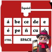 Spanish Keyboard: Español Typing icon