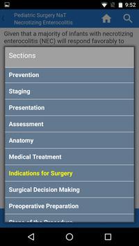 APSA Pediatric Surgery Library screenshot 3