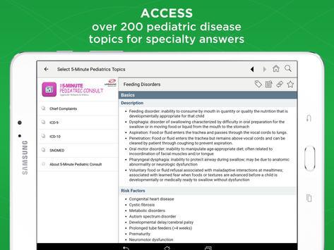 5-Minute Clinical Consult تصوير الشاشة 12