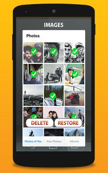 Recover Deleted All Photos, Videos, Files Contacts screenshot 5