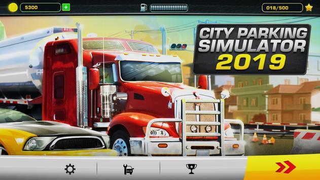 City Parking Simulator 2019 poster