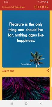 Happiness Quotes poster