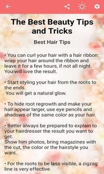 The Best Beauty Tips and Tricks screenshot 5