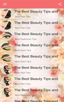 The Best Beauty Tips and Tricks screenshot 9