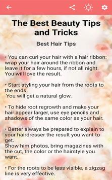 The Best Beauty Tips and Tricks screenshot 12