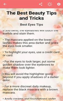 The Best Beauty Tips and Tricks screenshot 21