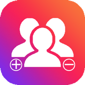 Followers for instagram - Unfollowers icon