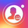 Alat pengurusan pengikut dan pengintip instagram ikon