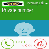 Identify unknown calls icon