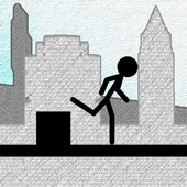 Stickman - Crazy Run icon