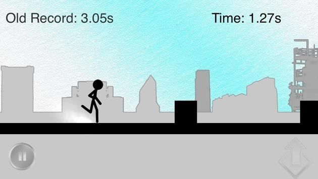 Stickman - Crazy Run screenshot 3