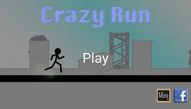 Stickman - Crazy Run poster
