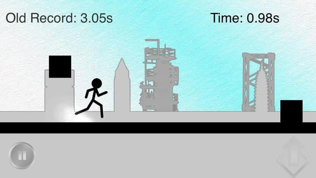 Stickman - Crazy Run screenshot 1