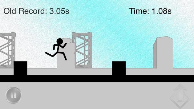 Stickman - Crazy Run screenshot 2