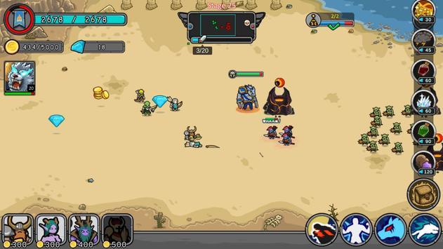 Defender Battle screenshot 10