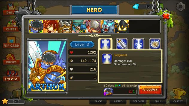 Defender Battle screenshot 11