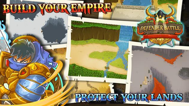 Defender Battle screenshot 3