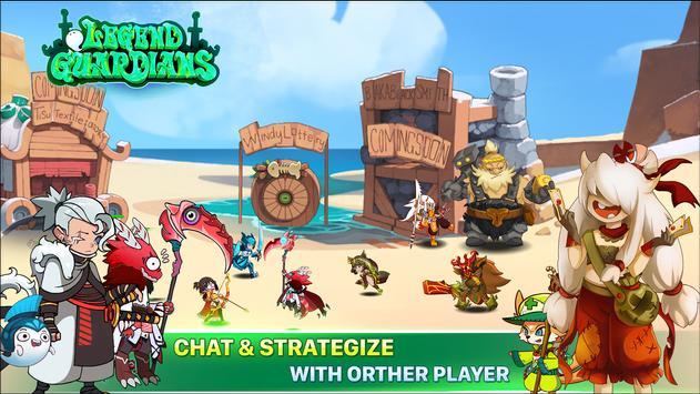 Legend Guardians: Epic Heroes Fighting Action RPG screenshot 14