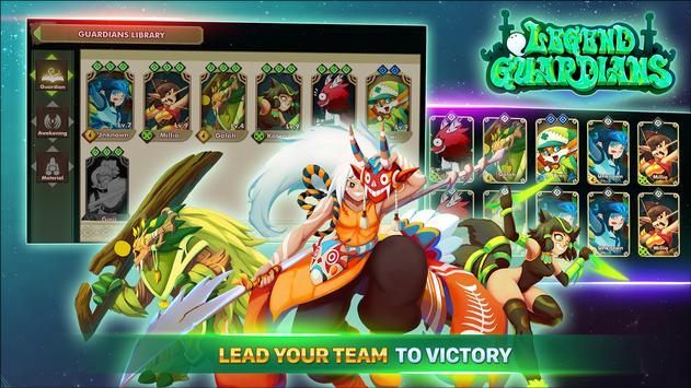 Legend Guardians: Epic Heroes Fighting Action RPG screenshot 8