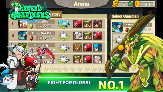 4 Schermata Epic Knights: Legend Guardians - Heroes Action RPG