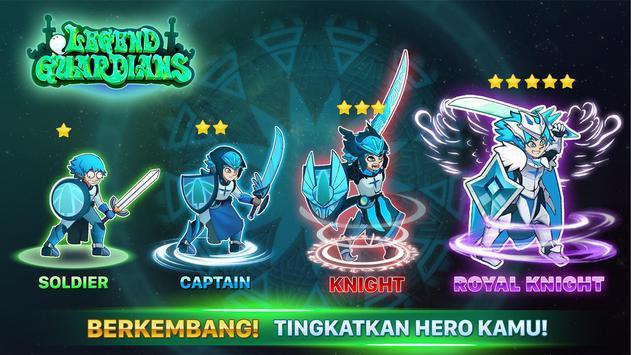 Legend Guardians syot layar 1