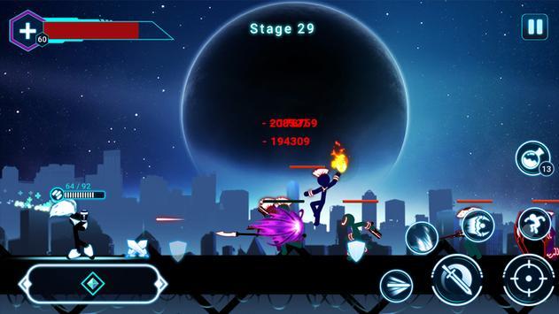 Stickman Ghost 2: Gun Sword screenshot 9