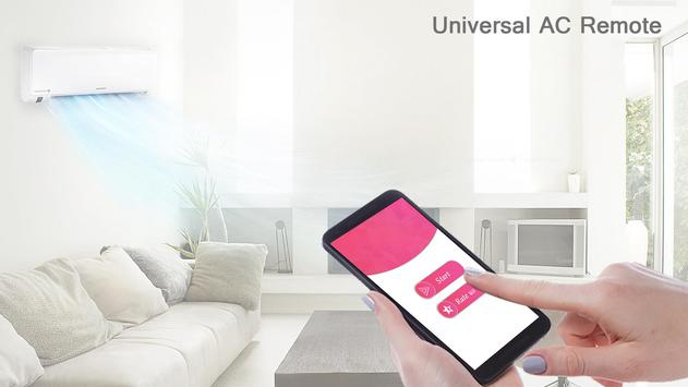 Universal AC Remote screenshot 1