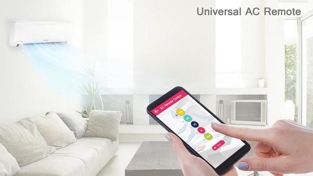 Universal AC Remote screenshot 2