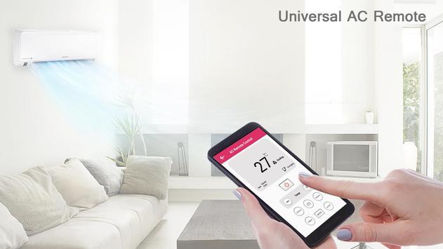 Universal AC Remote screenshot 4