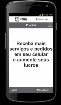Unio Entregas-App screenshot 1