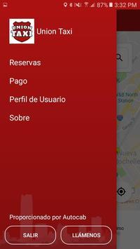 Union Taxi screenshot 2