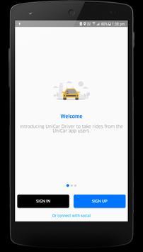 UniCar Driver screenshot 1