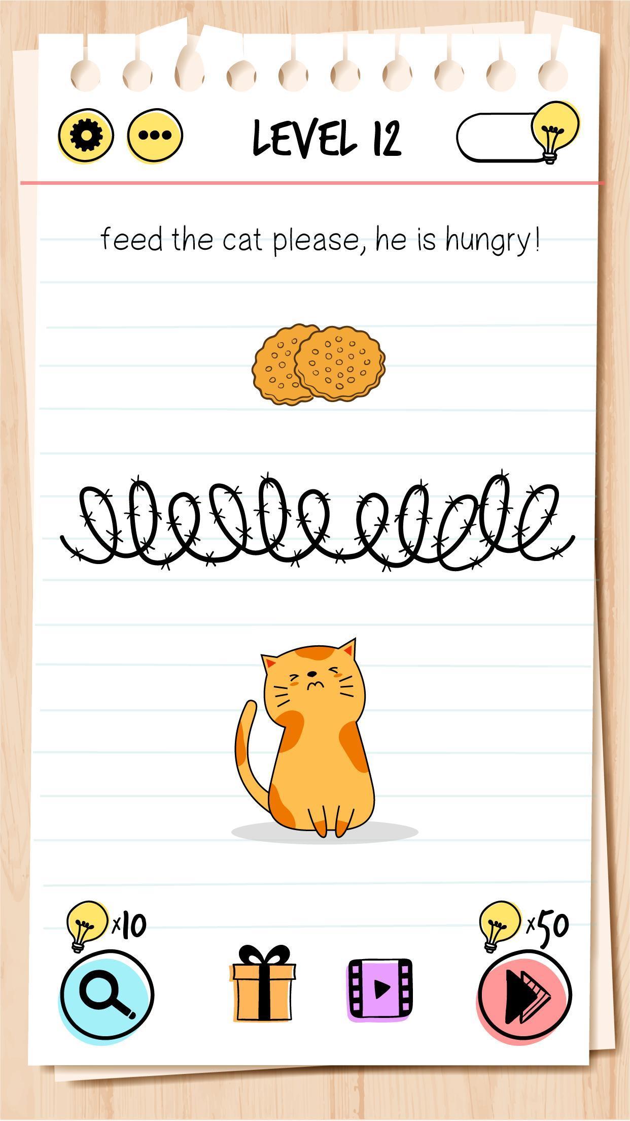 Brain Test poster