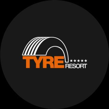 Tyre Resort Scanner poster