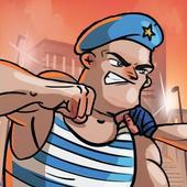 Street Battle Simulator - offline game icon