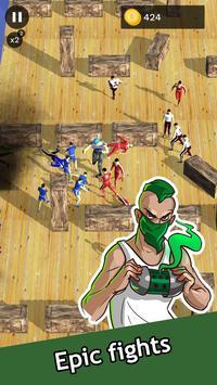 Street Battle Simulator - offline game screenshot 2