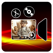 Video Editor HD Cutter, Converter, Mp3 icon