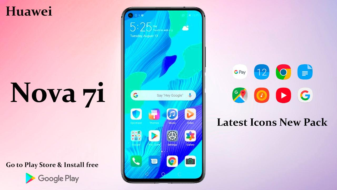 Theme for Huawei Nova 7i for Android - APK Download