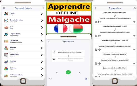 Apprendre Le Malgache poster