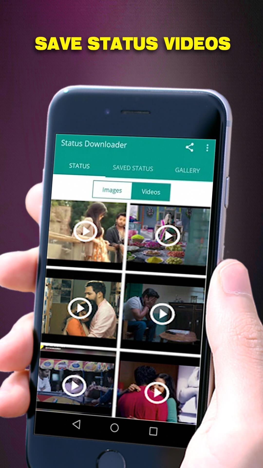 Status Saver For Whatsapp Status Video Downloader For