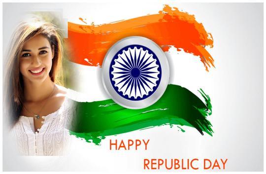 Republic Day Photo Frames : Dp Maker poster