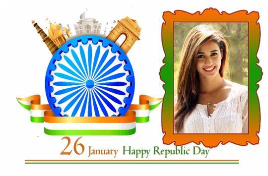 Republic Day Photo Frames : Dp Maker screenshot 2