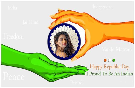 Republic Day Photo Frames : Dp Maker screenshot 4