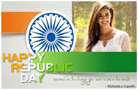Republic Day Photo Frames : Dp Maker screenshot 7