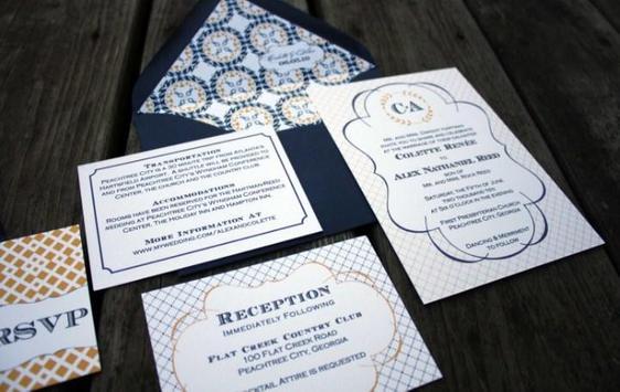 Unique Wedding Invitations screenshot 4