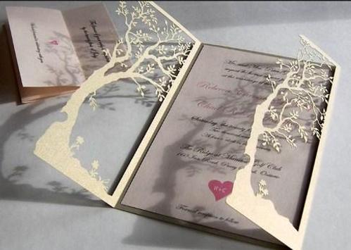 Unique Wedding Invitations screenshot 5