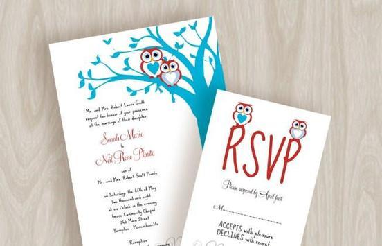 Unique Wedding Invitations screenshot 11