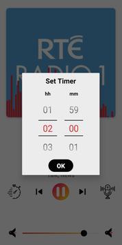 radio Ireland - Irish radio FM: rte player App screenshot 3
