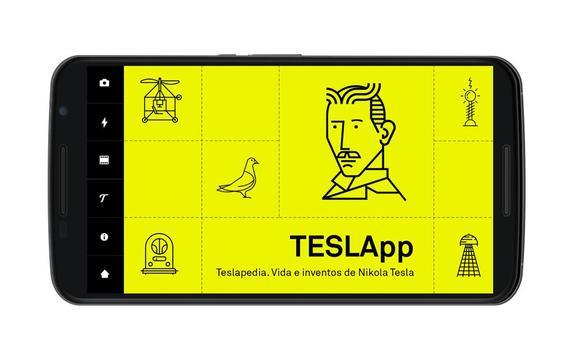 Teslapedia poster